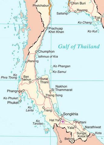 Transports en bateau et ferry en Thaïlande - Réservations en ligne